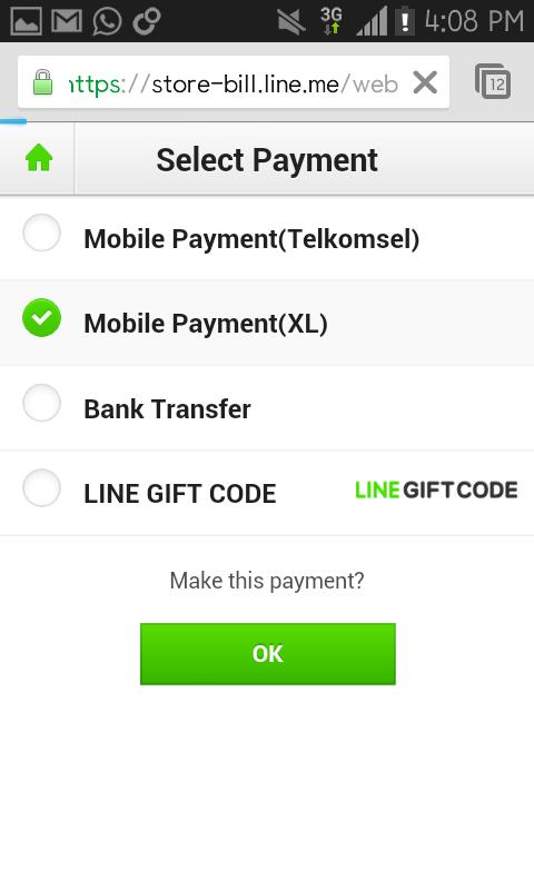 NEW ] Dapat item LINE lebih mudah dengan LINE GIFT CODE! - JAKPAT
