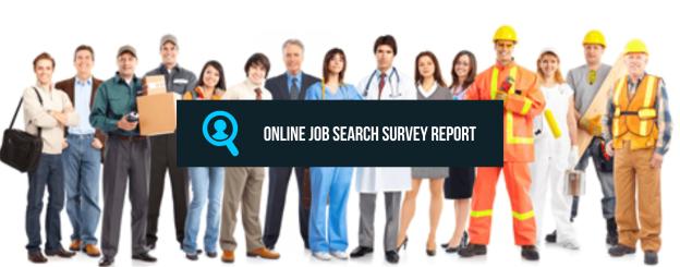 Online Job Search >> Online Job Search Survey Report Jakpat