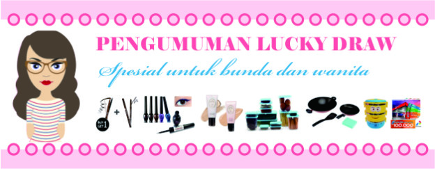 Pemenang Lucky Draw Special For Female Jakpat
