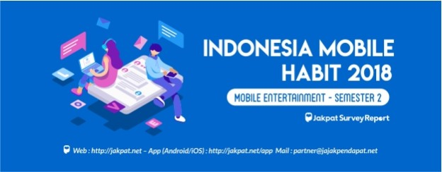 Indonesian Mobile Habit 2018 (Jakpat Report) -624