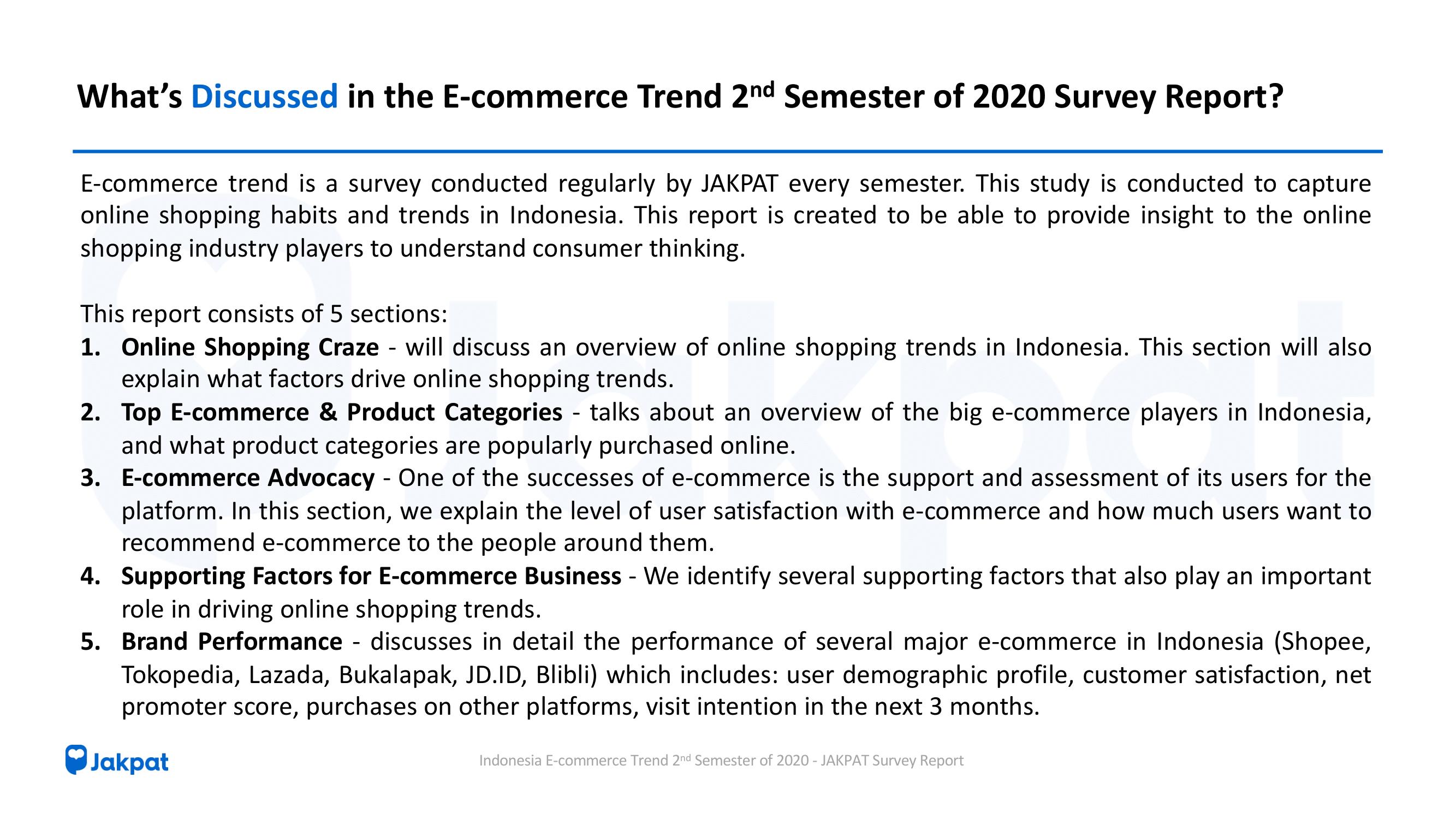 Indonesia E-commerce Trend Semester 2 of 2020 - JAKPAT Survey Report FREE version-03